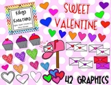Clipart by {Khrys Kreations} *Sweet Valentine*