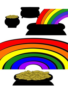 Clipart for your St. Patricks Day Products