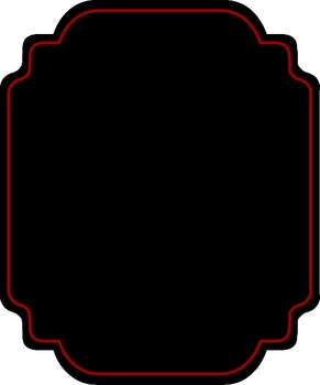 Clipart frames basic style 10+ png images