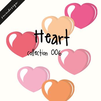 Valentine's day hearts clip art