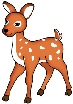 Clipart of cute animals