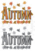Clipart, Autumn, for TPT Sellers - High Quality Vector Graphics