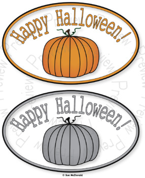 Clipart_Halloween - 14 High Quality Vector Graphics