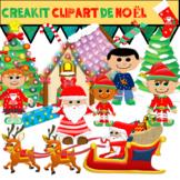 Cliparts NOËL Christmas