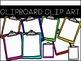 Clipboard Clip Art