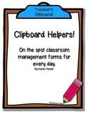 Clipboard Helpers