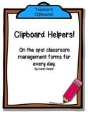 Clipboard Helpers