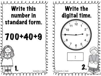 Clipboard Math (Math Center)