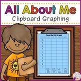 Clipboard Surveys-All About Me