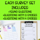 Clipboard Surveys- Spring