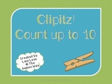 Clipitz! Count up to 10