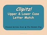 Clipitz! Upper & Lower Case Letter Match