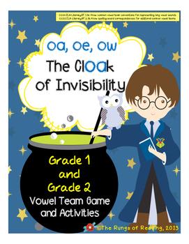 Cloak of Invisibility (long /o/ of oa, oe, and ow)