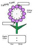 Clock Anchor Chart