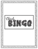 Clock Bingo Game