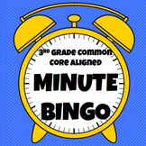 Clock Bingo (Time Bingo) - Time to the Minute