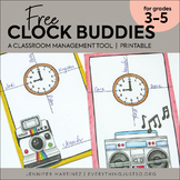 Clock Buddies | A Tool for Partnering Students
