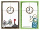 Clock Buddies | A Tool for Partnering Students | Partnering Cards