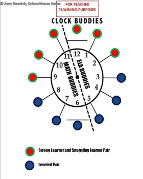 Clock Buddies: Painless Pairings Scheduled in Advance