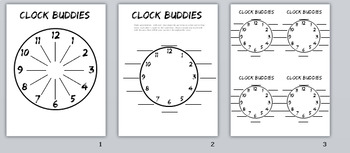 Clock Buddies Partnering Strategy