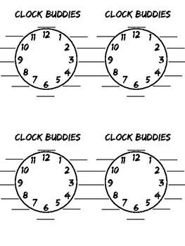 Clock Buddies Partnering Strategy
