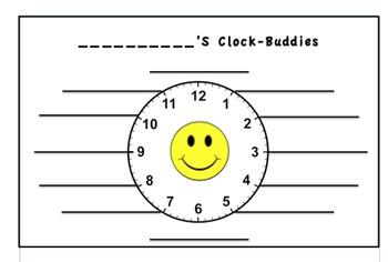 Clock Buddies - Partnering Students