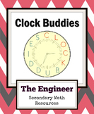 Clock Buddies Worksheet - Flag, President, Periodic Table Buddies and more