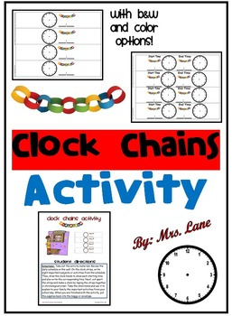 Clock Chains Activity