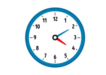 Clock Clipart Every 5 Minutes High Resolution