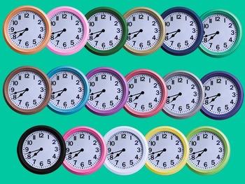 Clocks Clipart Real Photo Clipart