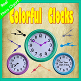 Clocks Clipart Real Photo Clipart