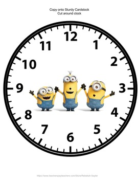 Clock Craft: Making Clocks to Tell Time