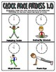 Clock Face Fitness 1.0