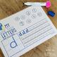 Spalding Clock Face Letters Handwriting Bundle
