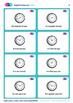 Clock Flashcards in English