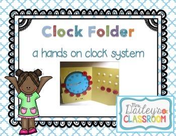 Clock Folder System