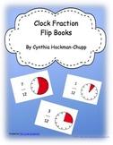 FREEBIE!! Clock Fraction Flip Book