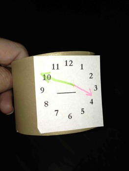 Clock Game to 5 minutes