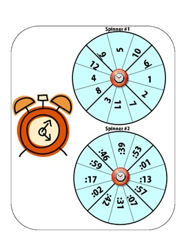 Clock Games