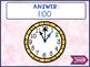 Clock Game~ Interactive PowerPoint Gameshow