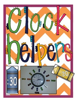 Clock Helpers Printables