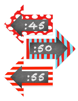 Clock Label