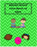 Clock Match-Up to the Nearest Minute