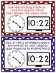 Clock Matching Game with 1-minute Increments