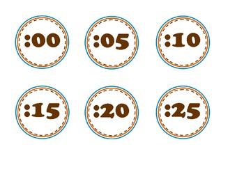 Clock Minutes