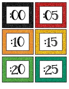 Clock Minutes (2.MD.7)