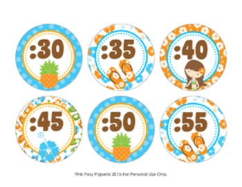 Clock Number Labels Luau Theme