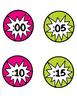 Clock Numbers