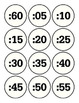 Clock Numbers for Special Ed Classroom