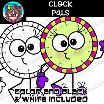 Clock Pals